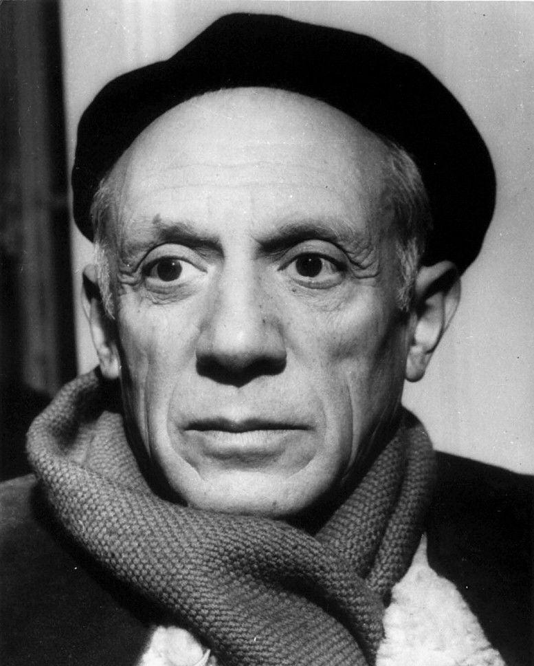 L Arte E Emozione Pablo Picasso Arlecchino Allo Specchio