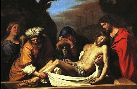 Il mistero del Sabato Santo