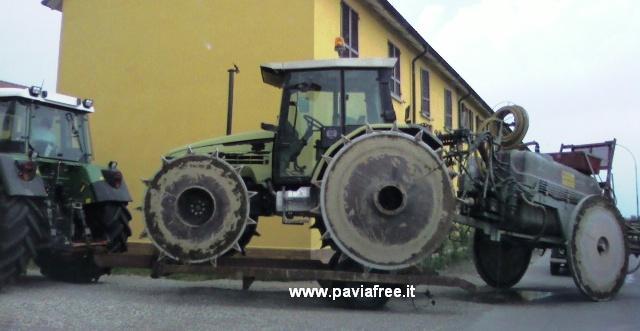 trattore riso