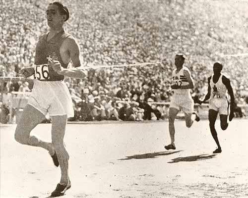 I mille volti dello sport: Luigi Beccali Da Milano a Los Angeles